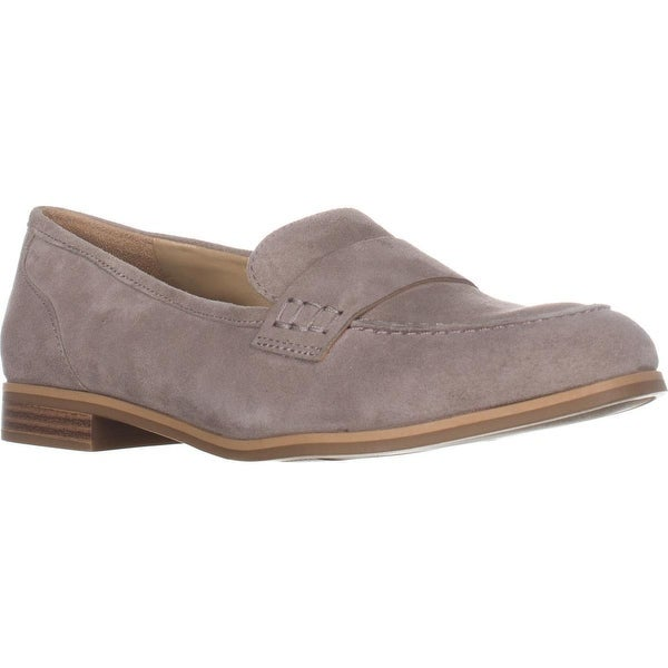 naturalizer Veronica Comfort Penny Loafers, Grey