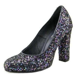 Evado 3301   Round Toe Synthetic  Heels