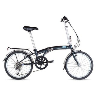Ford by Dahon C-Max Gray 7 Speed Folding Bicycle