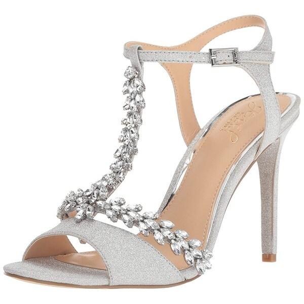 17ee50899a71 Shop Badgley Mischka Women s Maxi Heeled Sandal - Free Shipping On ...