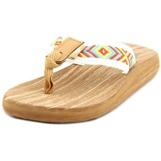 Rocket Dog Nacho Open Toe Canvas Flip Flop Sandal
