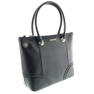 Moschino JC4235 0000 Black Shopper/Tote - 13-12.5-5