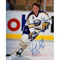 Signed Audette Donald Buffalo Sabres 8x10 Photo autographed