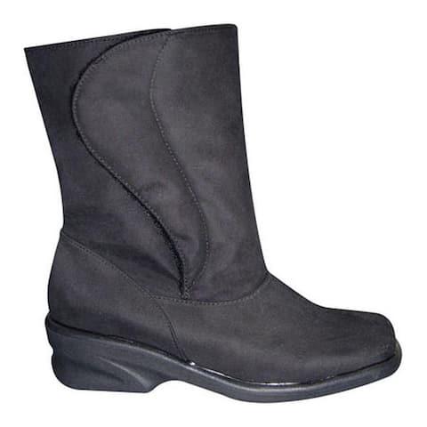 Toe Warmers Women's Abby Boot Black