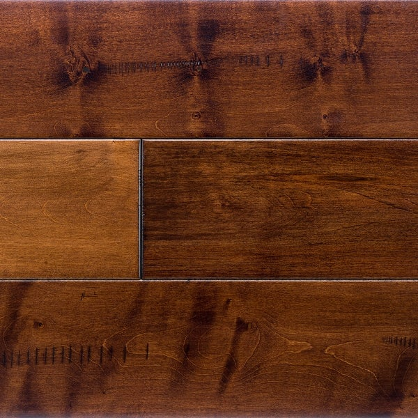 Shop Miseno Mflr Memphis S Smokehouse Solid Hardwood