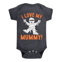 I Love My Mummy - Infant One Piece