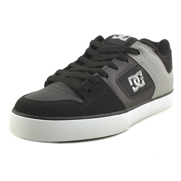 DC Shoes Pure Men Round Toe Synthetic Skate Shoe