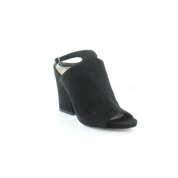 Via Spiga Prim Women's Sandals & Flip Flops Black - 6