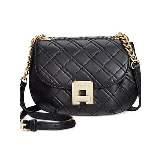 99767d63420 Shop Calvin Klein Womens Permanent Crossbody Handbag Leather Quilted -  small - Free Shipping Today - Overstock - 20865734