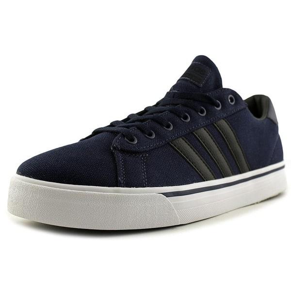mesa Derecho terraza  Adidas Neo Cloudfoam Super Daily Men Round Toe Suede Blue Sneakers -  Overstock - 16982208