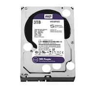 """Wd Wd30purz 3.5"""" 3Tb Surveillance Hard Disk Drive W/ 5400 Rpm Sata 6Gb/S, Purple"""