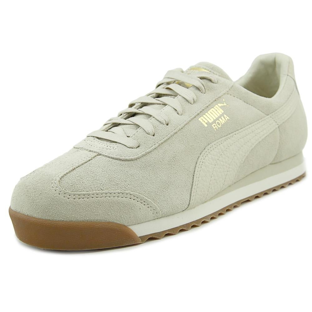 Beige PUMA Sneakers ROMA NATURAL WARMTH