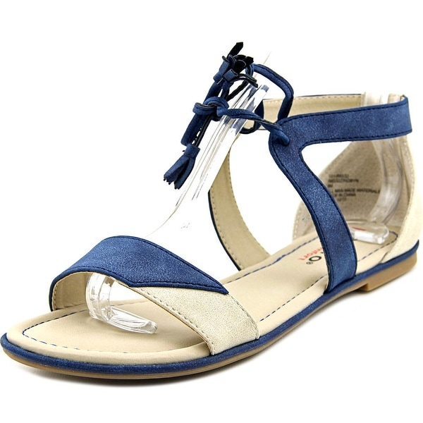 Rialto Robyn    Open Toe Synthetic  Sandals