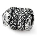 Sterling Silver Reflections Snake Bead (4mm Diameter Hole) - Thumbnail 0