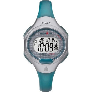 Timex IRONMAN 10 Mid-Size Watch - Teal