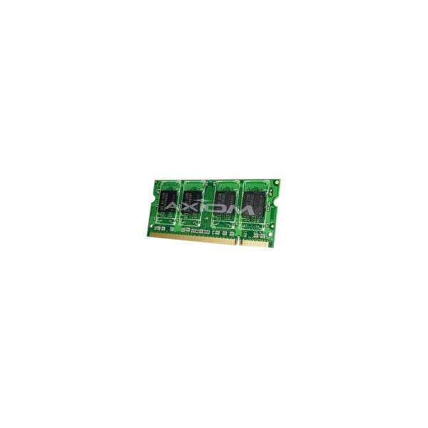 Axion LC.DDR00.014-AX Axiom 2GB DDR3 SDRAM Memory Module - 2 GB (1 x 2 GB) - DDR3 SDRAM - 1066 MHz DDR3-1066/PC3-8500 - Non-ECC