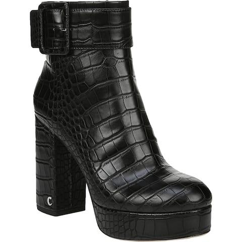 Circus by Sam Edelman Womens Alie Platform Boots Ankle