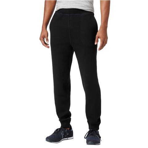 Armani Mens Wool Casual Jogger Pants - X-Large