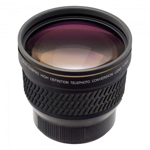 Raynox DCR-1545PRO 1.54X HD Telephoto Conversion Lens