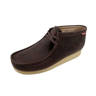 Clarks Men's Padmore II 2 Brown Oily 63363