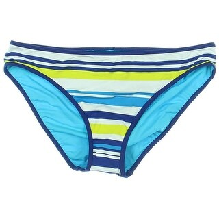 Tommy Bahama Womens Striped Hipster Swim Bottom Separates