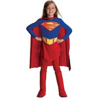 Supergirl Child Superhero Costume