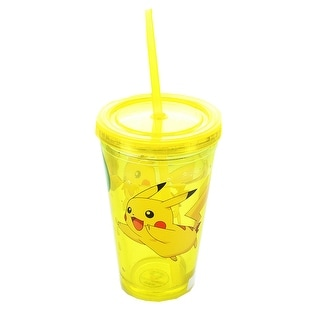 Pokemon Pikachu 16oz Carnival Cup with Lightning Confetti - Multi