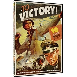 To Victory: 10 World War 2 Movies [DVD]