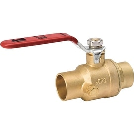 "ProLine 1"" Cxc Waste Ball Valve"