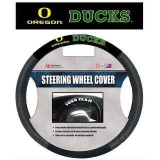 Oregon Ducks Steering Wheel Cover - Mesh