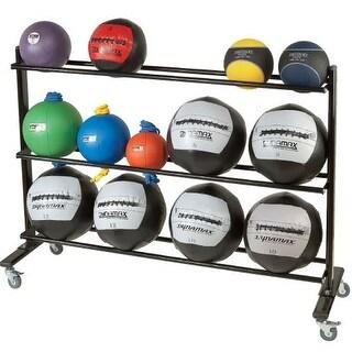 PB Extreme Horizontal Medicine Ball Rack