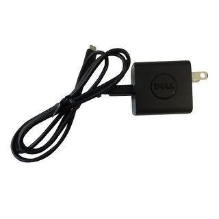 Dell Venue 7 3730 Venue 8 3830 5830 Tablet Ac Power Adapter Charger & Cord XT1X3