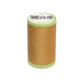 S960 8140 C C Dual Duty Plus Hand Quilting 325yd Golden Tan