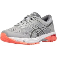 ASICS Womens GT-1000 6 Low Top Lace Up Running Sneaker