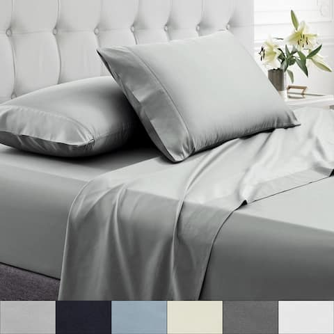 Sweet Home Collection Egyptian Cotton Sheet Sets