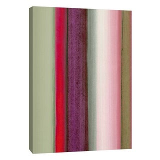 "PTM Images 9-108879  PTM Canvas Collection 10"" x 8"" - ""Threshold C"" Giclee Abstract Art Print on Canvas"