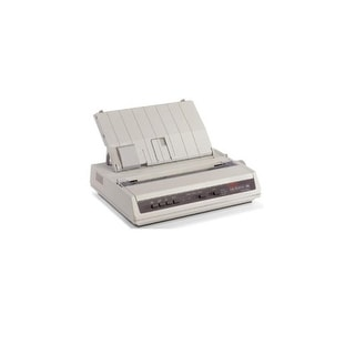 Okidata 91306301 9-Pin 375Cps Dot Matrix Parallel Usb Narrow Printer