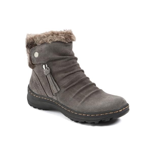 Baretraps AMELYA Women's Boots Dark Grey - 5.5