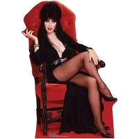 Advanced Graphics 830 Elvira Chair Life-Size Cardboard Stand-Up