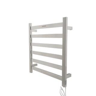 "Anzzi TW-AZ023 Note 23-2/3"" Wall Mounted 6-Bar Electric Towel Warmer"
