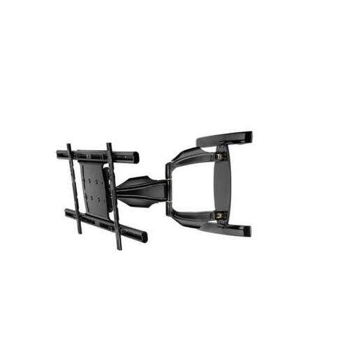 "Peerless Sa761pu Smartmount Articulating Wall Arm For 39 To 75"" Displays Black"