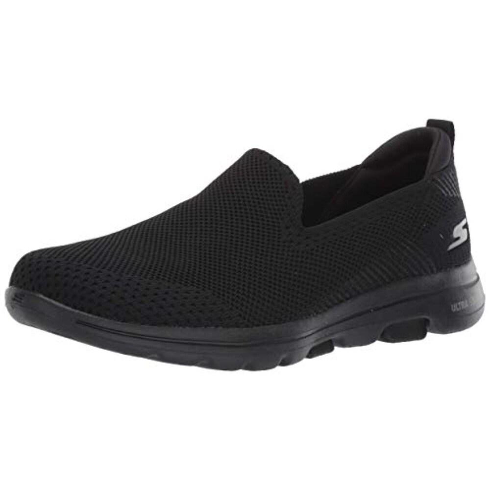 Buy Black skechers Women's Slip-ons