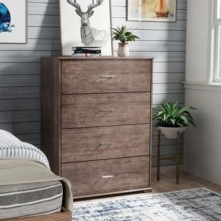 Carbon Loft Jorchid Contemporary 4-drawer Vertical Chest