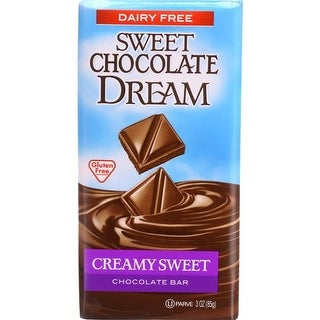 Taste the Dream - Sweet Chocolate Creamy Bars ( 12 - 3 OZ)