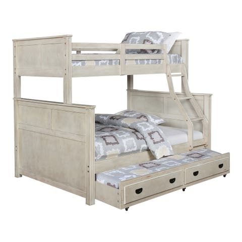 Taylor & Olive Monsella Antique White Twin Trundle