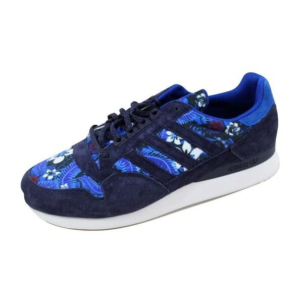 Adidas Men's ZX 500 True Blue/Marine-White Aloha Pack M20140