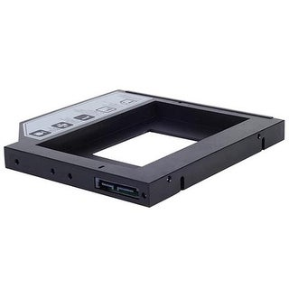 12.7 mm 2.5 in. SATA HDD & SSD Caddy Conversion Tray for Laptop