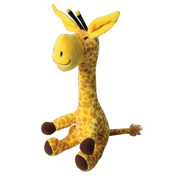 Steam Train, Dream Train Plush Giraffe - Stuffed Animal