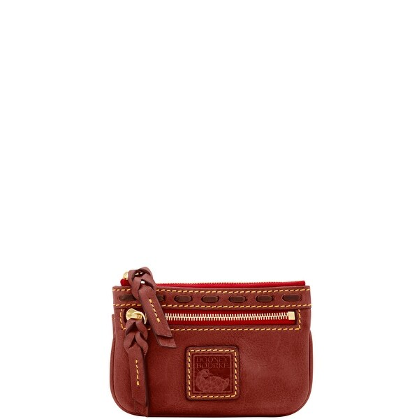 Dooney & Bourke Florentine Small Coin Purse (Introduced by Dooney & Bourke at $68 in Oct 2017)
