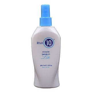 It's a 10 Miracle Leave-In Lite 10 fl oz